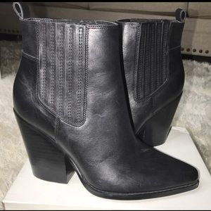 Kendall + Kylie heeled boots